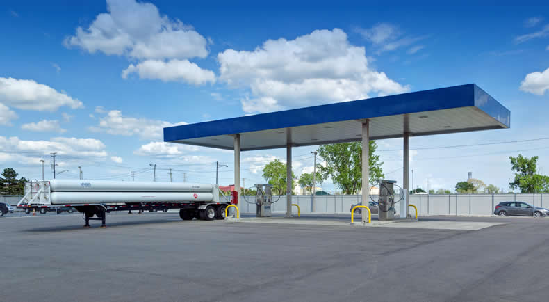 Cng Fueling Stations Demaria