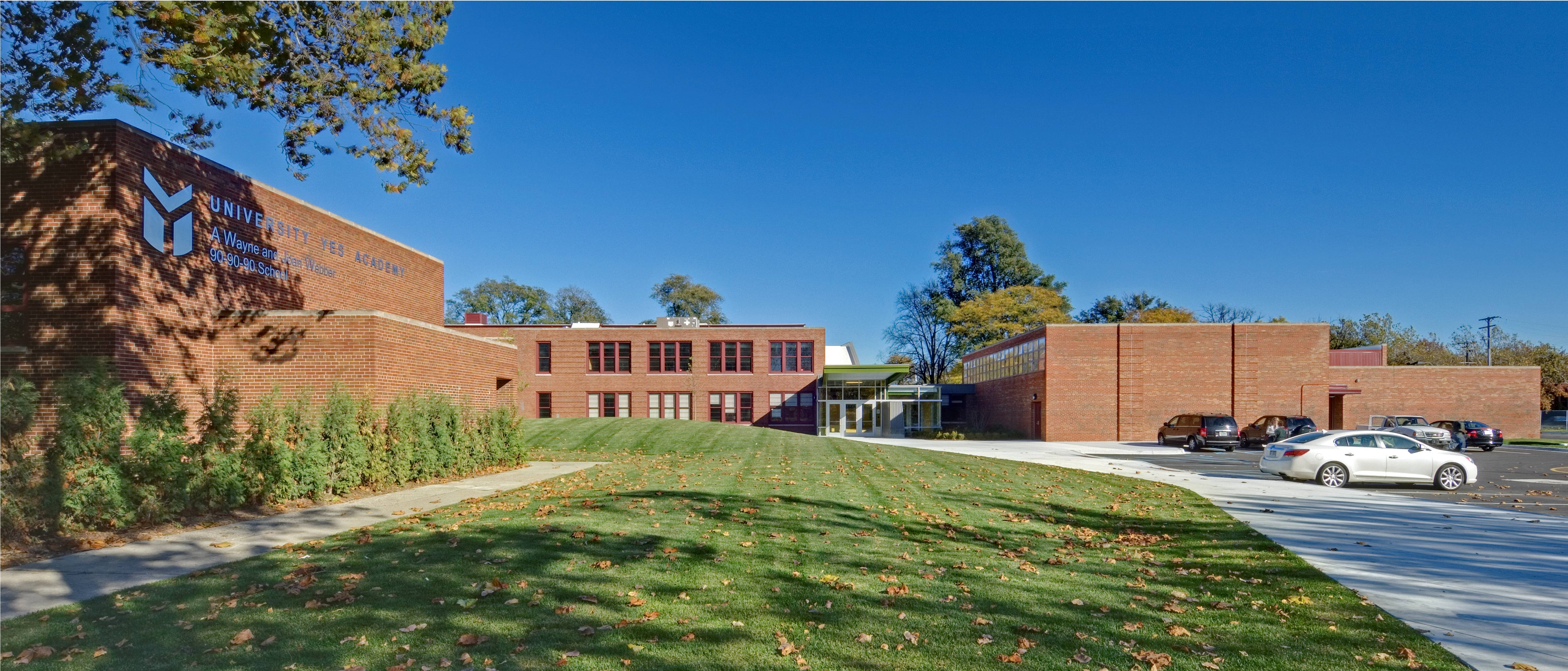 YES Academy Middle/High School Addition and Renovation