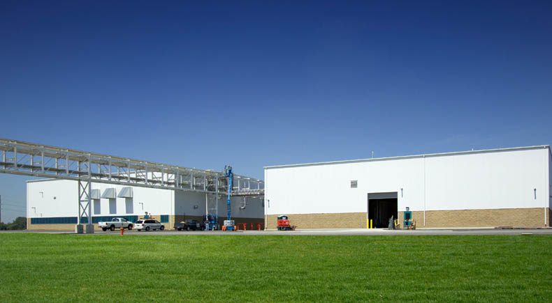 Daimler Chrysler World Engine Facility