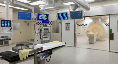 Intraoperative MRI (iMRI) Room