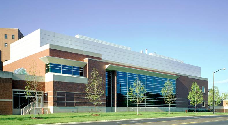 Biomedical Laboratory Research Building