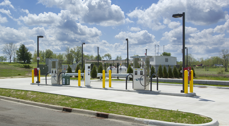 CNG Fueling Stations
