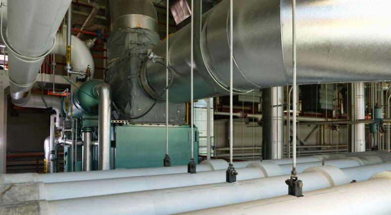 Ann Arbor VA Co-Generation Energy System