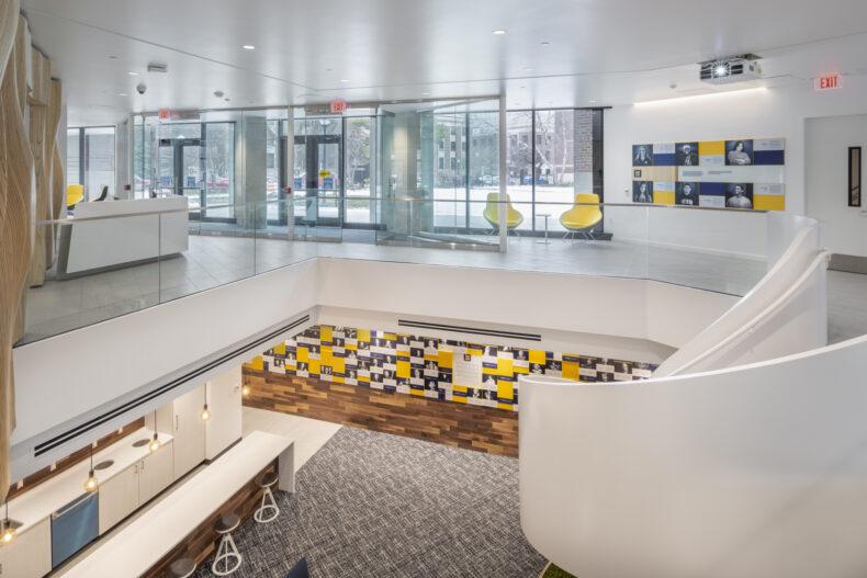 Alumni Center Renovation
