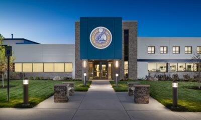 Livonia Department of Public Works Building