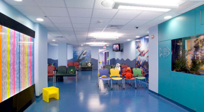 Emergency Department at Children's Hospital of Michigan