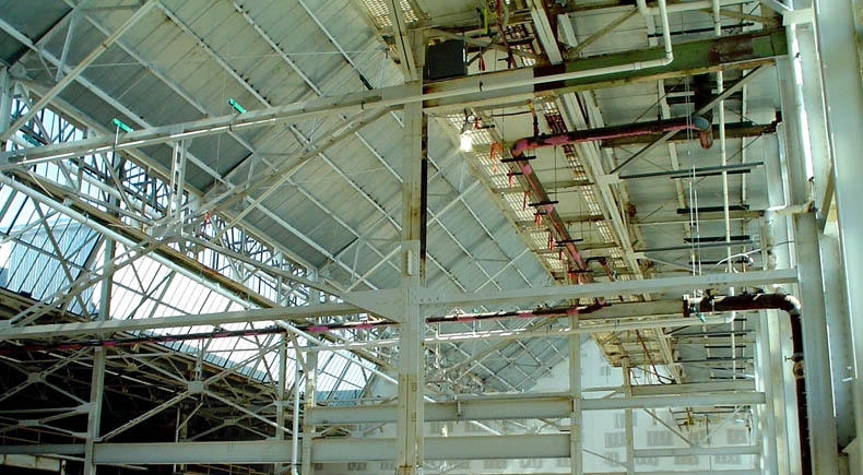 Historic Glass Plant Restoration