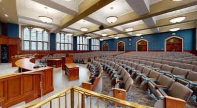 Hutchins Hall – Auditorium 100