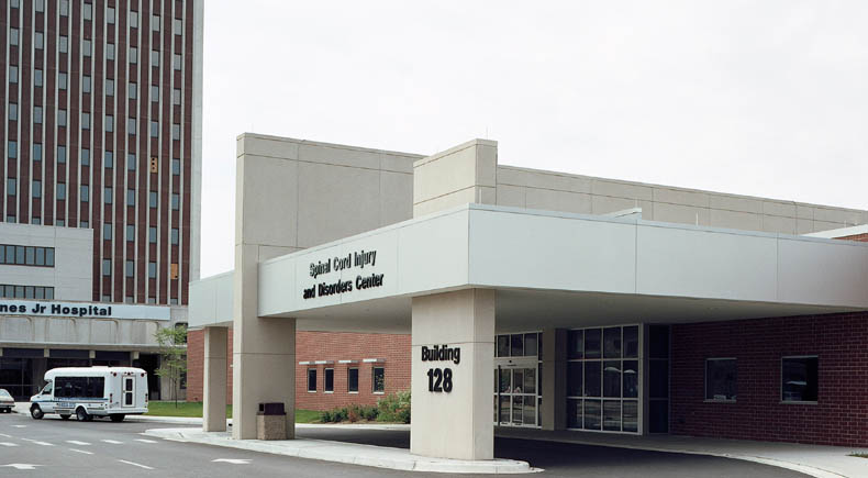 Blind/Spinal Cord Injury Rehab Center