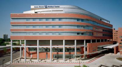 Jesse Brown VA Medical Center Tower Addition