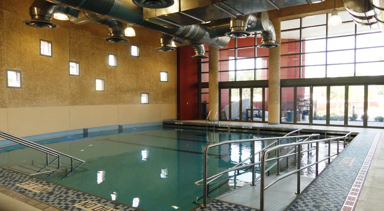 Polytrauma Expansion and Therapy Pool