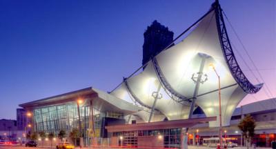 Rosa Parks Transit Center
