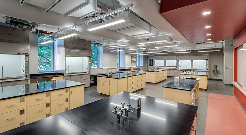 Science Building & Computer Information Renovation